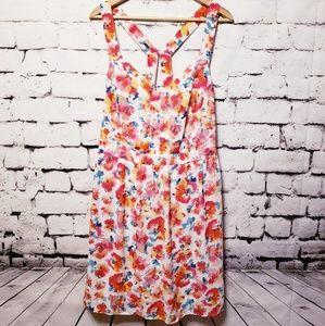 Plus size forever 21 summer dress!